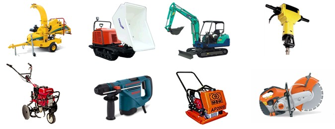 Equipment Rentals and Tool Rentals in Mason & Cincinnati OH