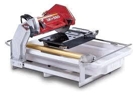 Where to find TILE SAW, SMALL in Mason