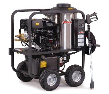 Where to find HOT WATER  3000PSI GAS POWER WASHER in Mason