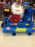 Where to rent JENNY AIR COMPRESSOR, GAS POWERED in Mason OH